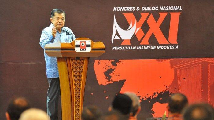 Debat Kedua Pilpres 2019 Tanpa Kisi-kisi, Jusuf Kalla Bilang Jokowi Harus Belajar Lebih Banyak Lagi