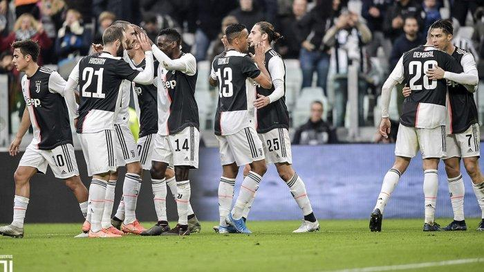 Ronaldo Bikin Juventus Kudeta Inter Milan di Puncak Klasemen Sementara Liga Italia