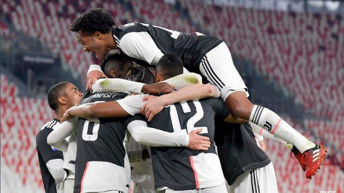 Hasil Lengkap Liga Italia, Juventus Kembali ke Puncak Klasemen Gusur Lazio, Inter Kian Tertinggal