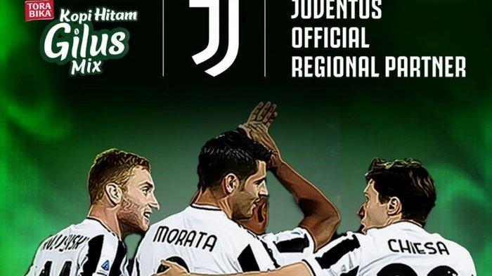 Juventus Jalin Kerjasama dengan Kopi Gilus Mix, Pecinta Sepakbola Tanah Air Dibuat Bangga!