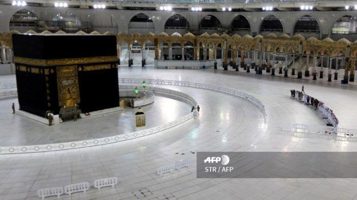 BREAKING NEWS: Mulai Ramadan, Arab Saudi Beri Izin Umrah bagi Jamaah yang Sudah Divaksin Covid-19
