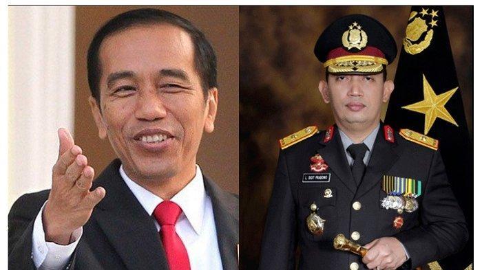 Image Result For Listyo Sigit Prabowo