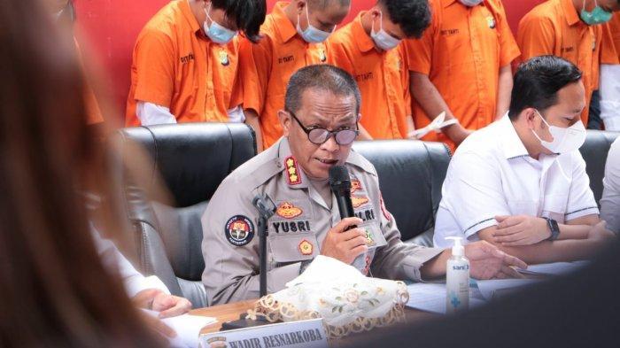 Ditangkap di Tanjung Priok, Seorang Kurir Gagal Selundupkan Sabu Senilai Rp 2 Miliar ke Sulawesi