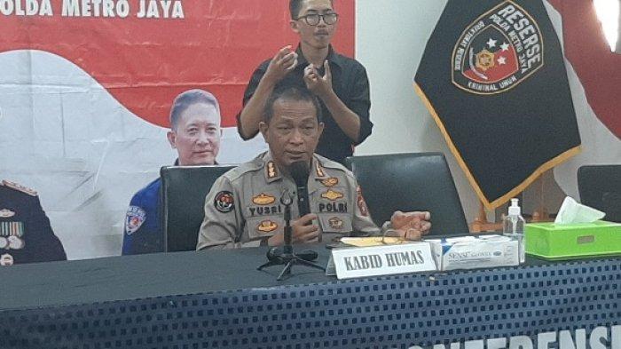 Polda Metro Jaya Imbau Pedagang Takjil di Pasar Kaget Ramadan, Terapkan Prokes