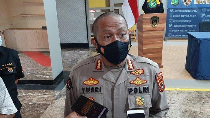 Polda Metro Tahan Dua Mahasiswa Papua terkait Aksi Pengeroyokan di Depan Gedung DPR