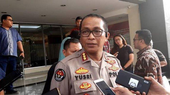 Kumpulkan Sisa Ledakan di Monas, Polisi Identifikasi Asal Granat Asap yang Meledak