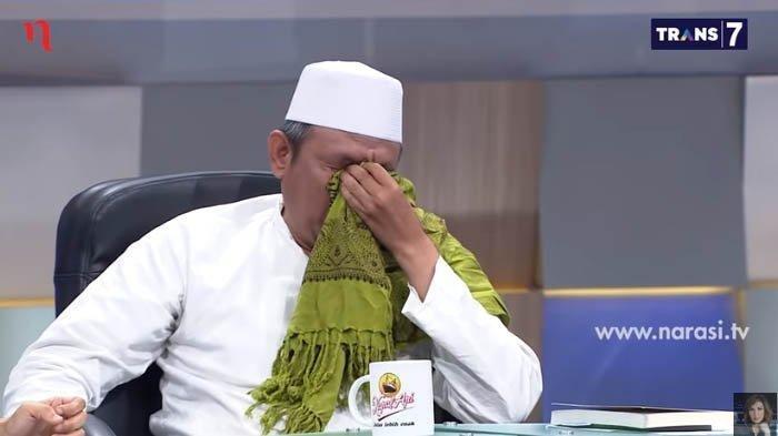 Pengurus FPI Ini Sampai Menangis karena Kangen Rizieq Shihab, Sempat Bilang Pemerintah Zalim