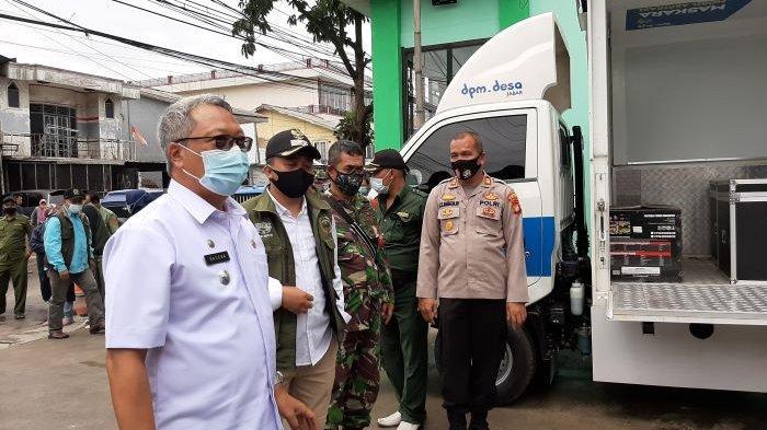 Baru Dua Hari Menjabat Kades Bojonggede Dede Malvina Perintahkan Bentuk Kampung Tangguh Jaya