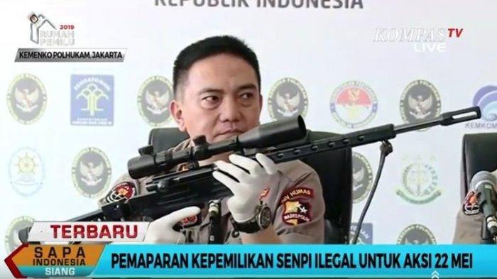 Dua Tersangka Kerusuhan Aksi 22 Mei 2019 Konsumsi Narkotika, Kata Polisi untuk Tambah Keberanian