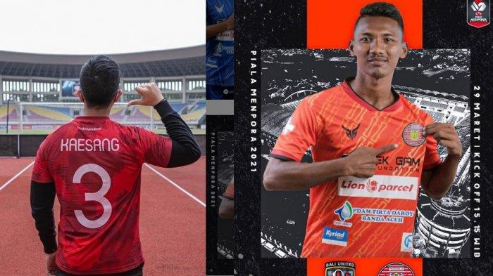 Topscorer Sementara Piala Menpora 2021, Assanur Rijal Kian Dekat ke Persis Solo, Persiraja Ikhlas
