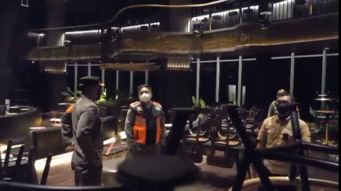 Holywings dan Camder Bar di Jakpus, Kosong Saat Disidak Satpol PP