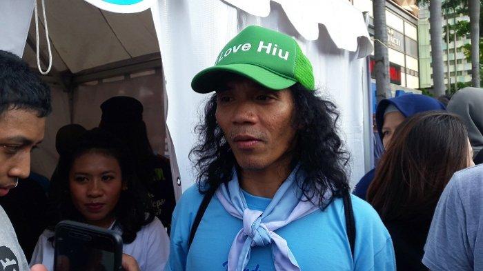 Dukung Anjuran Pemerintah, Begini Ajakan Kaka Slank Hadapi Pandemi Virus Corona di Indonesia