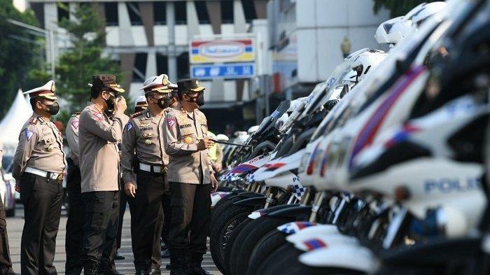 Kakorlantas Minta Jajarannya Beri Pelayanan Terbaik dalam Pengamanan KTT ASEAN