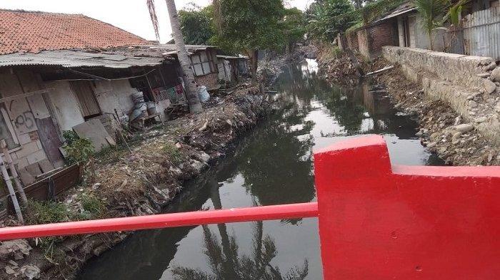 Tumpukan Sampah Bersih, Kali Bahagia Bekasi Bakal di Normalisasi