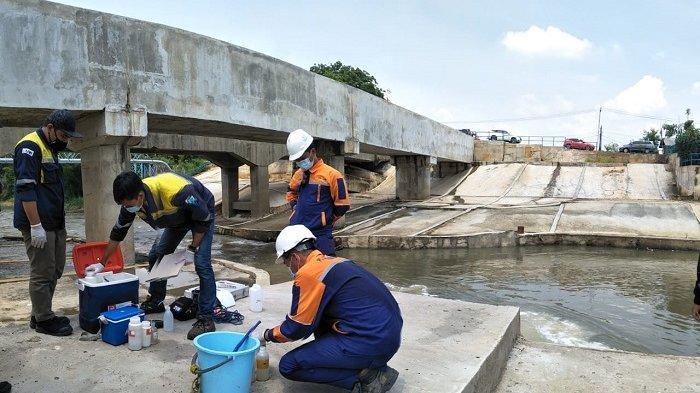 Kali CBL Bekasi Tercemar Berat Limbah Industri, Pemerintah dan DPRD Diminta Bertindak