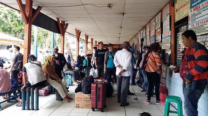 VIDEO: Wabah Virus Corona, Bus Jakarta-Lampung Malah Alami Kenaikan Penumpang