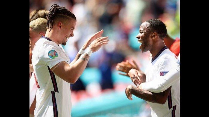 Kalahkan Kroasia Melalui Gol Tunggal Raheem Sterling, Timnas Inggris Memimpin Klasemen Grup D