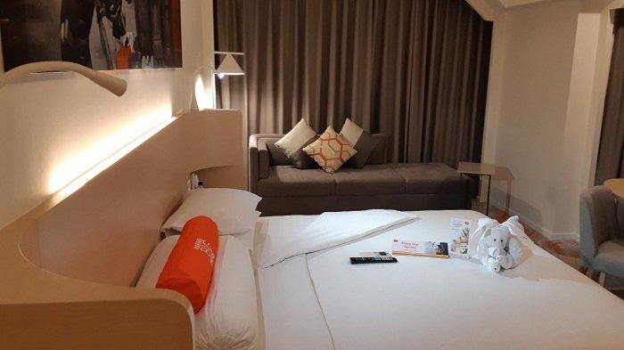 Hotel Harris Suites Fx Sudirman Sajikan Dua Tipe Kamar Baru Dengan View Premium 180 Derajat Warta Kota