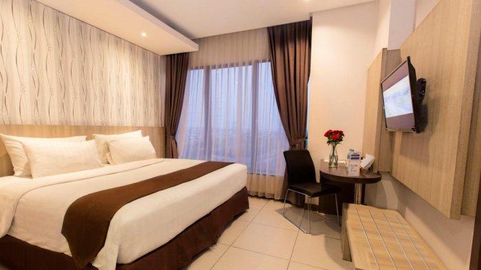 Kamar di Teraskita Hotel Jakarta Timur