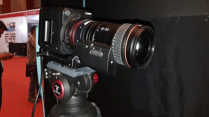 Kamera CanonME20F-SH Mampu Rekam Gambar Saat Gelap, Bisa Pantau Latihan Militer dan Satwa Liar