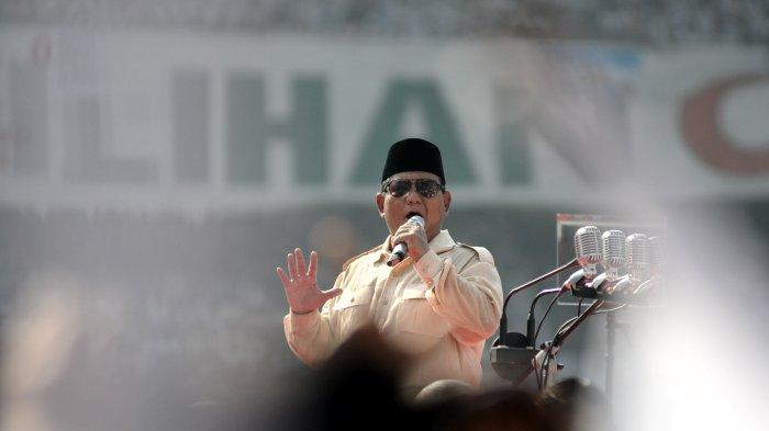 Fadli Zon Sebut Gaya Orasi Prabowo yang Gebrak Podium Selevel Bung Karno
