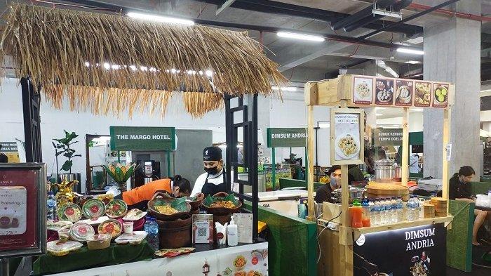 Margo City Hadirkan Festival Kuliner Bertema Margo City Kampoeng Kuliner Ramadhan