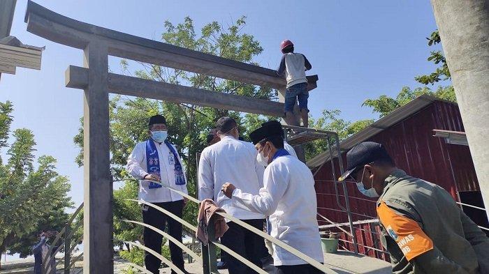Proyek Pembangunan Kampung Jepang di Pulau Untung Jawa Hampir Rampung