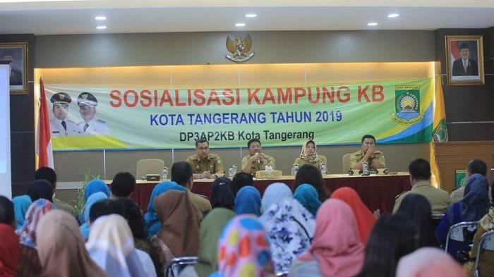 Kampung KB di Tangerang Diharapkan Bisa Mencetak Generasi yang Berkualitas