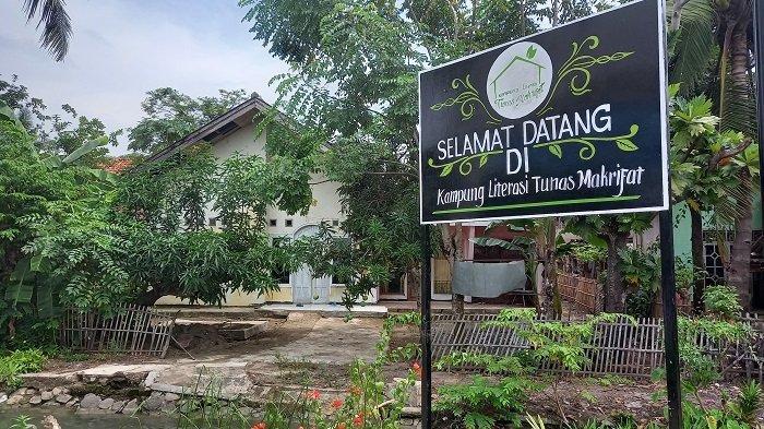 Sejak Jadi Kampung Literasi Warga Desa Karyamulya Gemar Membaca Hingga Paham Soal Bank Sampah