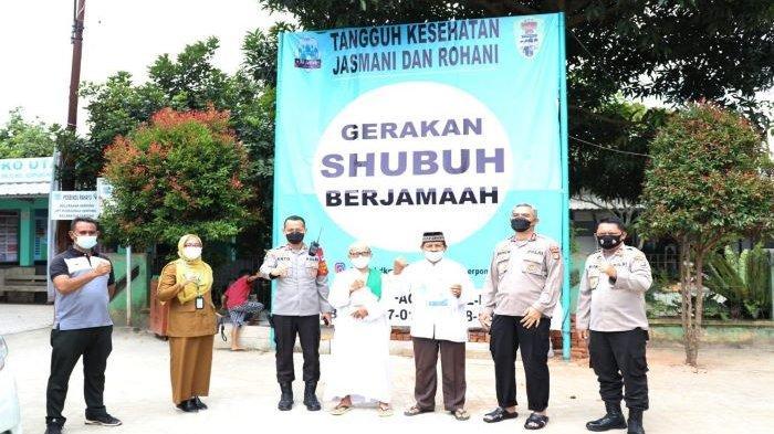 Polsek Serpong Bentuk Kampung Tangguh untuk Meredam Penyebaran dan Penularan Covid-19