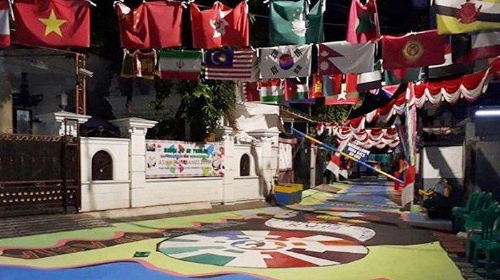 Ini 5 Kampung di DKI Jakarta yang Menang Lomba Kampung Branding