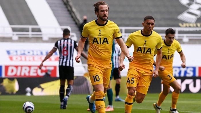 Hasil Laga Newcastle United vs Tottenham Hotspur: Kedua Tim Berbagi Poin Usai Menyerang dan Terbuka