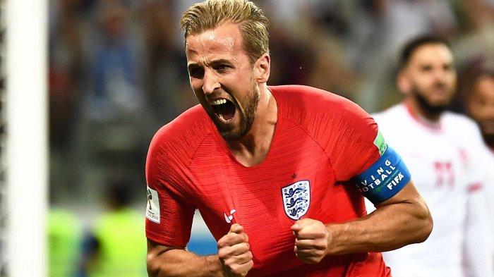 Harry Kane Menjadi Pencetak Gol Terbanyak di Piala Dunia 2018, Menyamai Rekor Gary Lineker