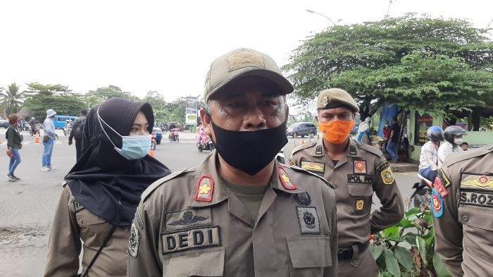 Malam Tahun Baru 2021, Satpol PP Bojonggede, Kabupaten Bogor Tegur Warung Langgar Jam Buka