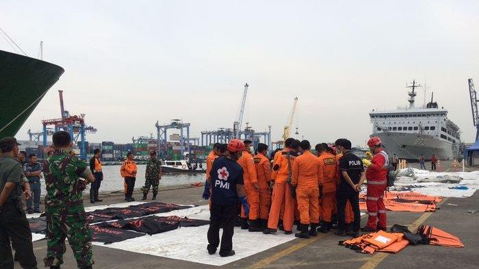 Hingga Selasa Sudah 44 Jenazah Korban Lion Air JT 610 Diidentifikasi