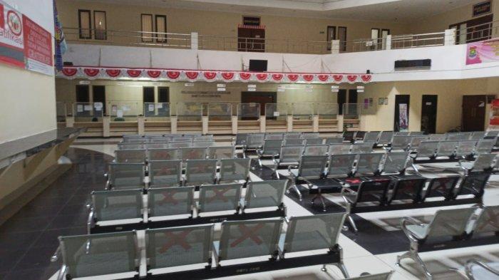 Pegawainya Positif Corona, Kantor Dinas Dukcapil Tangerang Tutup Sementara