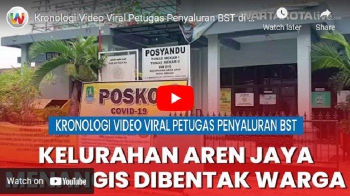 Pembagian BST Door to Door di Bekasi Dinilai Tak Efektif, Penyaluran Dilakukan Kolektif di Kantor RW