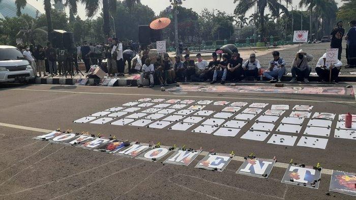 Seniman Sebut Pemkot Tangerang Cacat Nalar Kebudayaan hingga Mau Gusur Semanggi Center