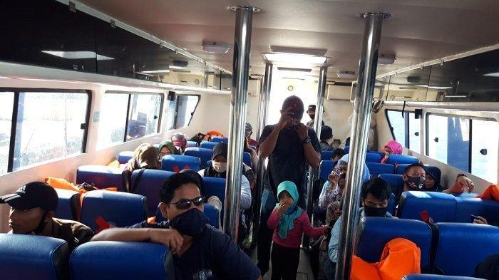 Jelang Hari Raya Idul Adha, Harga Tiket Kapal ke Kepulauan Seribu Setengah Harga