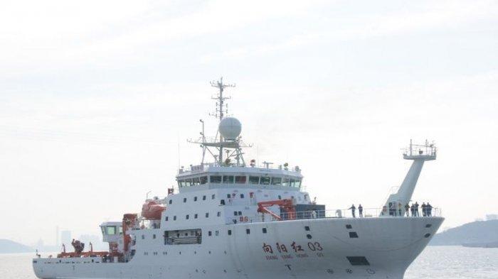 Kapal China Menyusup Sampai Selat Sunda, Said Didu Ingatkan Prabowo: Pertahanan Kita Sudah Jebol