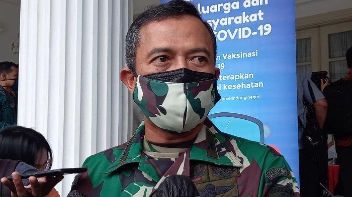 Kapendam Jaya Divaksin Covid-19 Sinovac di Balai Kota DKI Jakarta: Tidak Merasa Sakit, Tidak Terasa