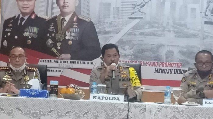 Kapolda Metro Jaya Nana Sudjana: Distribusi Sembako Saat Pemberlakuan PSBB Diupayakan Door To Door