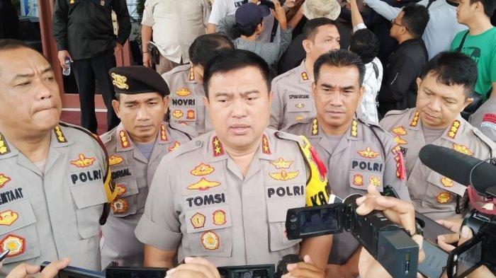 Catatan Kompolnas Terkait Kinerja Polda Banten Tahun 2019, Andrea : Cukup Baik
