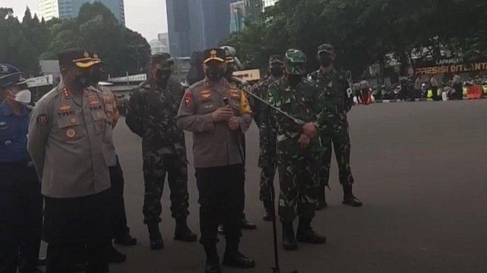 Takbir Keliling akan Dihalau, Polda Metro Jaya Kerahkan 1.024 Personel di 20 Titik