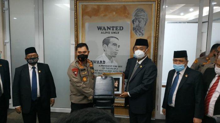 Dorong Pembangunan Kampung Tangguh, Kapolda Metro Jaya Temui Ketua DPRD DKI Jakarta