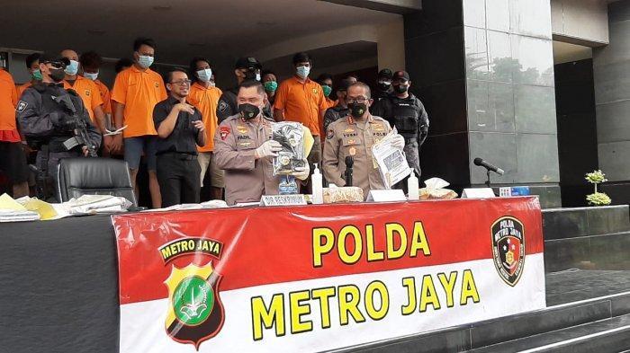 Kasus Pungli Berkedok Perusahaan Jasa Pengamanan di Tanjung Priok Terkuak, 24 Pelaku Dibekuk Polisi