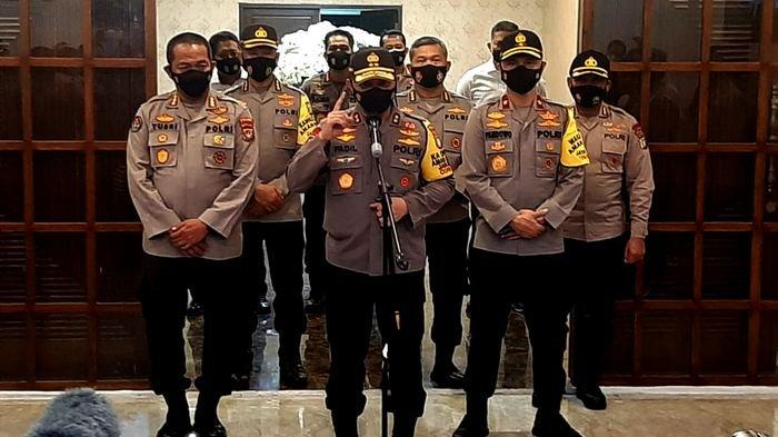 VIDEO Kapolda Metro Jaya Irjen Fadil Imran Dukung Langkah Pangdam Jaya Turunkan Baliho Habib Rizieq