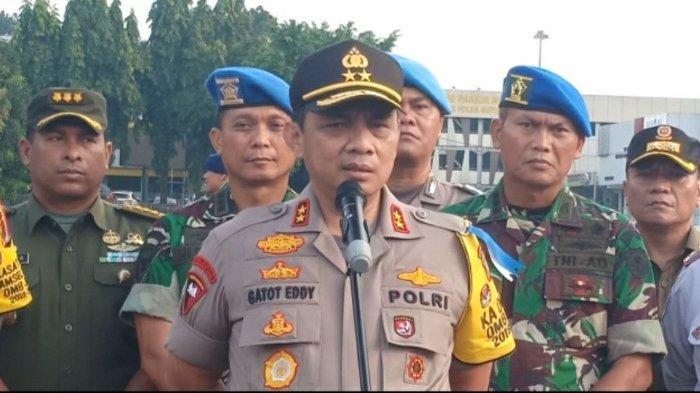 Polda Metro Gelar Operasi Keselamatan Jaya 2019 Selama Dua Pekan