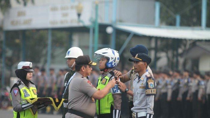 Hari Keempat Operasi Keselamatan Jaya 2019, 951 Kendaraan Ditilang