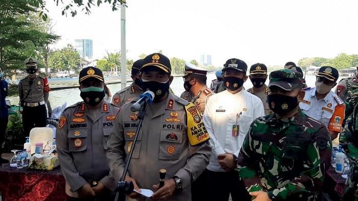 Update Operasi Yustisi di Jakarta, Kapolda: Dua Perkantoran dan 119 Restoran Ditutup, Ini Alasannya